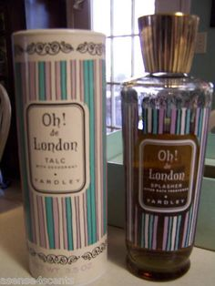 Yardley's Oh! de London
