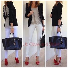 Stylish Outfit!  Cute!