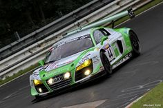 1-2 Audi victory at the Nürburgring in VLN round 8