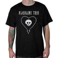 IMAGE | Alkaline Trio - Classic Heartskull | T-Shirt