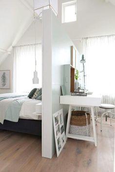 workspace vt wonen slaapkamer muur droom slaapkamer slaapkamer slaapkamerdecoratie kamer scheidingswand hoofdeinde
