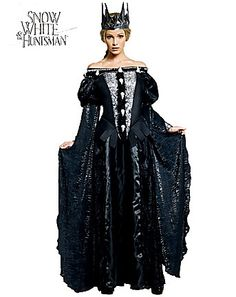 without the crown, cool pirate gown for Rebecca