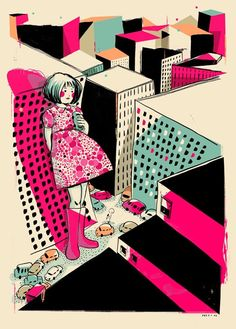 Stylish Illustrations by Pietari Posti   OtherFocus