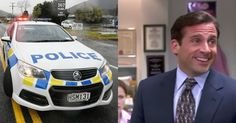New Zealand polices inappropriate tweet is really quite something