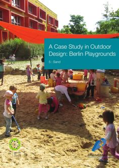 The Schools Programme commissioned Grounds for Learning to create a series of nine case studies, which looks at and documents the widespread transformation of play spaces in schools, kindergartens and public parks in Berlin, Germany.