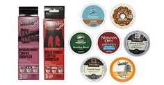 Love it!  Amazon now has the K-Cups Sample Box on sale for $7.99, but you will also receive a $7.99 Amazon crdit with this purchase!. The Amazon credit must be used on k-cups products, but heck if you use K-Cups, you would spend it anyway! . This is the perfect way to try an assortment of products before paying full price for them. Your credit will be added to your Amazon account once the box ships.  The box is for Prime members only! but you can get a Free 30 day membership or even a Free 6…