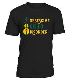 "# Obsessive Cello Disorder Cellist Instrument T-Shirt .  Special Offer, not available in shops      Comes in a variety of styles and colours      Buy yours now before it is too late!      Secured payment via Visa / Mastercard / Amex / PayPal      How to place an order            Choose the model from the drop-down menu      Click on ""Buy it now""      Choose the size and the quantity      Add your delivery address and bank details      And that's it!      Tags: The perfect shirt for any…"
