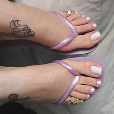 No photo description available. Pretty Toe Nails, Cute Toe Nails, Pretty Toes, Feet Soles, Women's Feet, Pies Sexy, High Heels For Prom, Nice Toes, Feet Nails