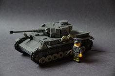 Panzer IV Ausf G | by Tangy Kiwi