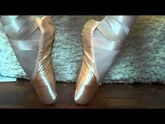 Pointe Tips: For Beginners