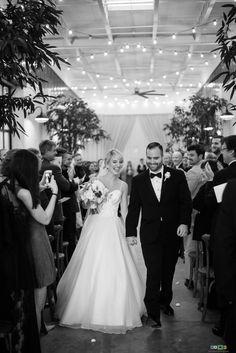 The Stave Room at American Spirit Works Wedding | Alea Moore Photography | Atlanta Wedding