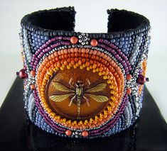 I'm just wild about saffron 1 by wildwickedbeads, via Flickr