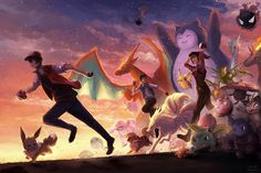 Pokemon Go by ElinTan on DeviantArt