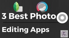 3 Best Photo Editing Apps http://ift.tt/2rWxPqT Nowadays Instagram Twitter etc are filled with pictures and post. To have a great Instagram feed you should have great photo editing apps. Here are 3 best photo editing app you can download on your Android/iPhone. 1) VSCO CAM VSCO CAM is the highest rated photo editing app. Most of the famous photographers beauty gurus Instagrammers YouTubers bloggers etc use this app to make their photo look stunning. VSCO CAM is free and has many amazing…