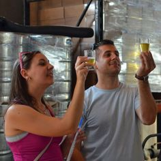 Explore Denver, the 'Napa Valley of Beer,' on this Denver Microbrew Tour, where you will stroll through downtown Denver, sampling beer from several microbreweries and a local tap room. Birthday Woman, 50th Birthday, 30th Birthday Ideas For Women, Experience Gifts, Brewery, Tours, Creative, Cloud 9, Fun