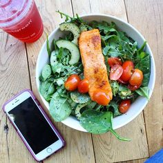 Sweetgreen salad for lunch