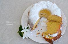 Απλό κέικ λεμονιού με ελαιόλαδο (video) - cretangastronomy.gr Camembert Cheese, Dairy, Eggs, Sweets, Cooking, Breakfast, Recipes, Omelettes, Food Ideas