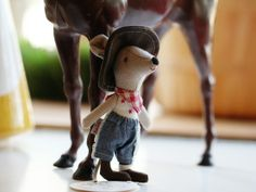 Maileg Cowboy Mouse