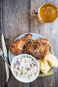 Perfectly Crispy Fried Chicken   The Modern Proper