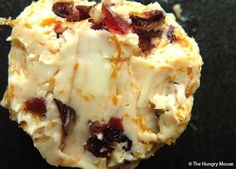 Drunken Cranberry Orange Compound Butter - The Hungry Mouse Flavored Butter, Homemade Butter, Butter Recipe, Homemade Scones, Better Butter, Compound Butter, Butter Spread, Pancakes And Waffles, Dips