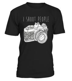 "# I Shoot People Funny Photography Shirt Dark Shirt Version .  Special Offer, not available in shops      Comes in a variety of styles and colours      Buy yours now before it is too late!      Secured payment via Visa / Mastercard / Amex / PayPal      How to place an order            Choose the model from the drop-down menu      Click on ""Buy it now""      Choose the size and the quantity      Add your delivery address and bank details      And that's it!      Tags: 35mm camera, contour line…"