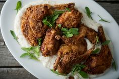 A recipe for fried rabbit, done Southern style with buttermilk. This recipe works for domestic rabbits, cottontails, young squirrels or snowshoe hares. Venison Recipes, Meat Recipes, Dinner Recipes, Cooking Recipes, Healthy Recipes, Healthy Food, Hamburger Recipes, Chef Recipes, Rabbit Dishes