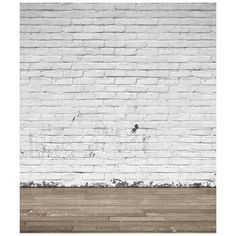 Brick Backdrop Vinyl Photography Backdrop Floordrop Old Distressed... (219.170 IDR) ❤ liked on Polyvore featuring home, home decor, wall art, vinyl wall art, photography wall art, photo wall art and mounted wall art