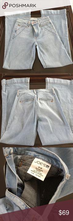 Joes women Jean 26 Very stylish and beautiful! Size26 Jeans Flare & Wide Leg
