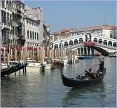 Venice, Italy. Yes, it really does look just like this!