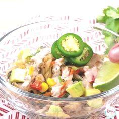 Southwest Egg Roll in a Bowl, #Bowl #Egg #Roll #Southwest Healthy Recipe Videos, Heart Healthy Recipes, Healthy Dinner Recipes, Diet Recipes, Low Cholesterol Recipes Dinner, Lunch Recipes, 21 Day Fix, Healthy Egg Rolls, Southwest Egg Rolls