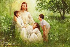 view prints, canvases, etc. of christ and asian children by yongsung kim. Images Of Christ, Pictures Of Christ, Fluffy Corgi, Christian Artwork, Asian Kids, The Good Shepherd, Christian Inspiration, Beautiful Smile, Canvas Frame
