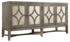 Hooker Furniture Melange Diamante Console Table
