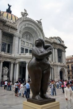 Best Cities of the World Monuments, Travel Around The World, Around The Worlds, Colombian Art, Voyage Europe, Art Sculpture, Statue, Mexico Travel, Best Cities