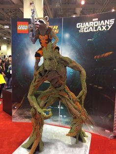 Nathalie Rateau: We are Groot! — at Fan Expo Canada