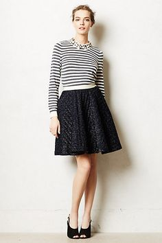 Polaris Skirt #anthropologie. THIS IS THE SKIRT OF MY DREAMS. Santa, I've been good this year ;)