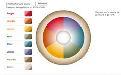 choisir couleurs peinture Dulux Valentine avec nuancier interactif
