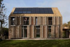 shutters on this certified Passivhaus
