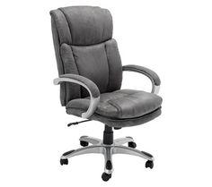 TUL MBMC 400 Microfiber Manager Chair