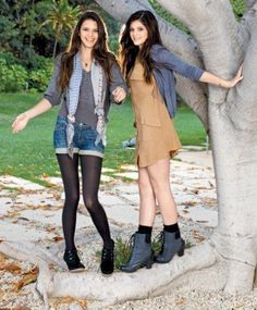 Kendal and kylie jenner they have the cutest style ever!!