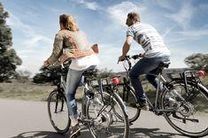 All Dutch people drive bikes