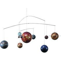 Authentic Models GL061 Solar System Mobile