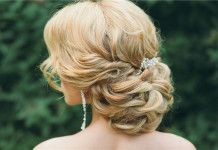 26 Chic Timeless Wedding Hairstyles from Elstile