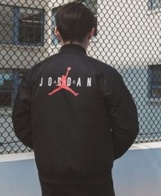 0847cfb1aba44 Jordan Big Boys Jumpman Logo Jacket - Gray S (8)