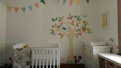 Cocoon Couture tree in Nursery