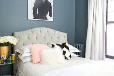 Bedroom makeover | theglitterguide.com