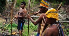 Índios Munduruku protestam contra hidrelétricas no Tapajós | Infotau Vale
