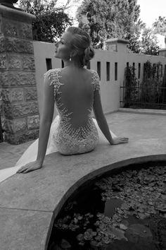Galia Lahav 2012 Collection. See more here: http://www.lemagnifiqueblog.com/2012/10/wedding-gown-inspiration-galia-lahav.html