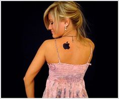 Apple Apple All The Way…..Tattoo