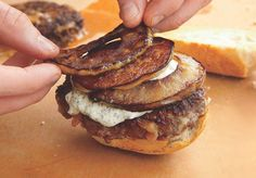 Grant Achatz' Ultimate Burger Recipe. I'm going to call it the $100 burger.