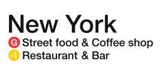 New York - Ravintola New York, Restaurant Bar, Coffee Shop, Coffee Shops, New York City, Loft Cafe, Coffeehouse, Nyc